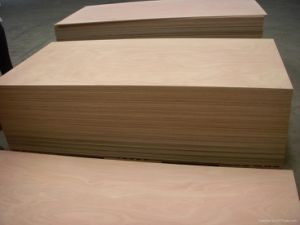 Okoume Commercial Plywood, Bingtangor Plywood 1220X2440X3mm pictures & photos