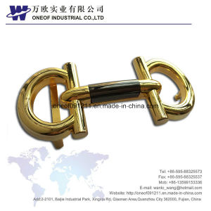 Customized 40mm Belt Buckle pictures & photos