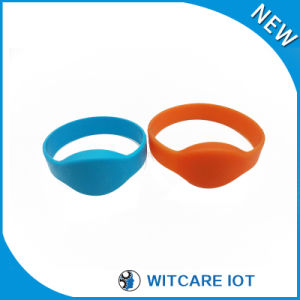 Low Price Contactless RFID Wristband Bracelet for Concert