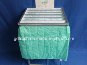Pocket Air Filter for Air Purification Clean Room Projects pictures & photos