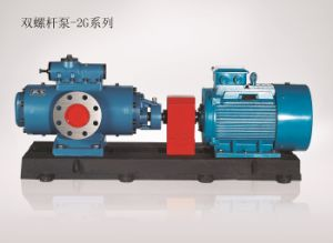 Screw Pump- Twin Screw Pump- Oil Pump pictures & photos