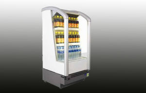 Competitive Open Chiller for Supermarket pictures & photos