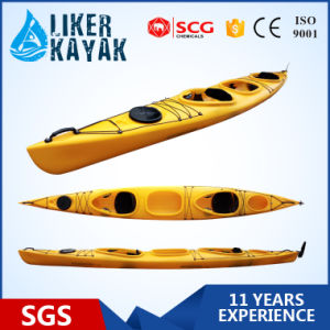 16 Year UV Protected 5.5m 3 Person Sea Kayak for Touring pictures & photos