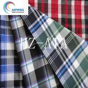 100%Cotton Yarn Dyed Fabric for Man Suit Cloth pictures & photos