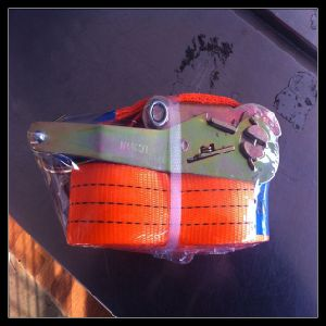 Cargo Lashing Ratchet Strap, Tie Down Straps, Ratchet Tie Down Straps pictures & photos