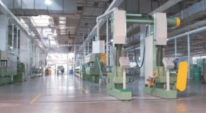 Extruding Cable Sheathing Line pictures & photos