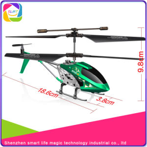 Imported Materials 3 Channels Alloy Electronic Components Remote Control RC Helicopter