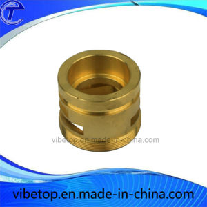 Mass Custom-Made Production Brass CNC Machining Parts pictures & photos