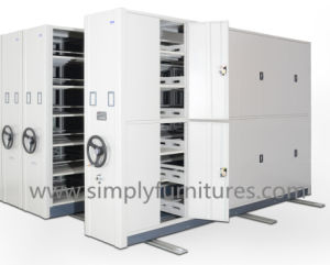 Archive Movable File Storage Shelving pictures & photos