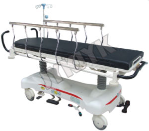 Hydraulic Medical Bathing Table pictures & photos