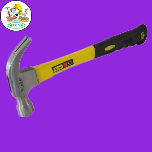 Curved Claw Hammer with Wooden Handle pictures & photos