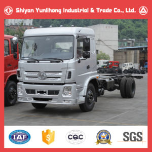 4X2 Sitom Light Duty Truck Chassis/Cargo Truck Chassis pictures & photos