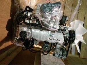 Un 2.0t LPG Forklift with Original Engine Nissan K25 pictures & photos