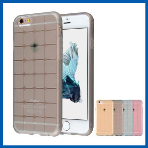 Clear Soft TPU Armor Defender Case for Apple iPhone 6s pictures & photos