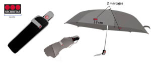 Promotional Umbrella with Customer Logo pictures & photos