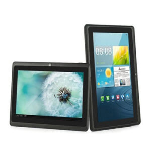 7 Inch 1027*600 Pixel Tablet PC with 1g +8g Memory, 0.3MP+2MP Camera. pictures & photos