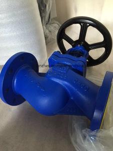 Cast Steel DIN Bellow Seal Globe Valve pictures & photos