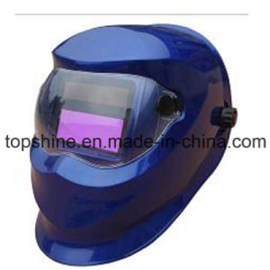 Professional Machine Safety Full Face PP Standard Industrial Welding Mask pictures & photos