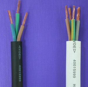 H07rn-F Rubber Insulated Power Cable pictures & photos