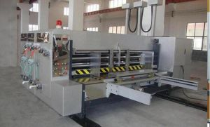 Zh-X1224 Automatic Four-Color Printing and Slotting Machine pictures & photos