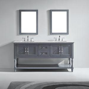 72 Inch 5 Star Hotel Double Sink Bathroom Vanity