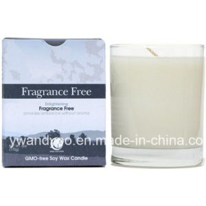 Fragrance Free Style Tumbler Candle