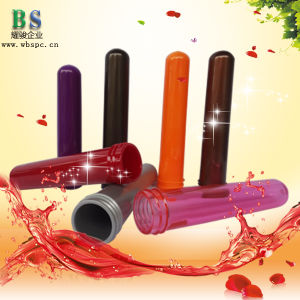 Different Size Plastic Pet Preform for Cosmetic Bottle pictures & photos