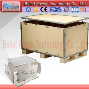 Custom-Made Folded Plywood Packaging Box and Wooden Packaging Box pictures & photos