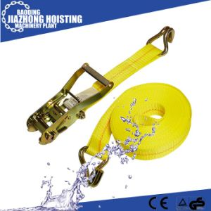 2 Inch 50mm 5t Cargo Lashing Strap, Ratchet Strap pictures & photos
