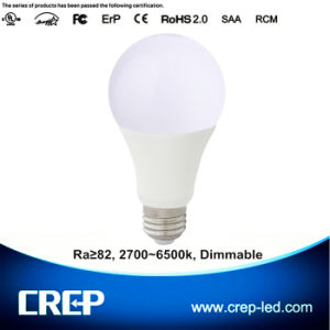 9W A19 LED Bulb Lights with E27/E14/B22 Base Type pictures & photos