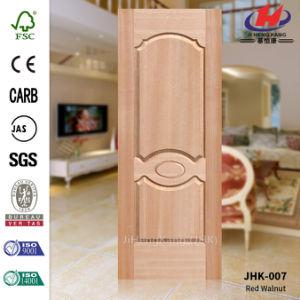 EV-Red Oak HDF Molded Venner Door Skin pictures & photos