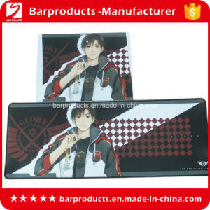 Large Size Rubber Gaming Mouse Pad with Japanese Anime
