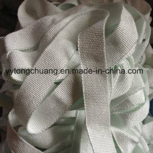 Heat Insulation Tape Texturized Fiberglass Woven Tapes pictures & photos