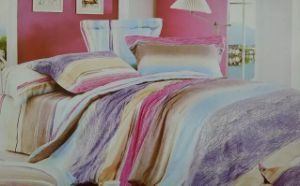 2015 New Product Duvet Cover Bedding Set (T41) pictures & photos