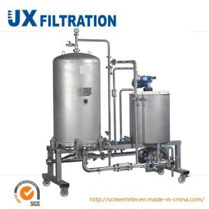Automatic Diatomite Candle Filter for Beer Filtering pictures & photos