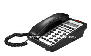 Hotel Telephone with Caller ID & Calls Records Functions pictures & photos