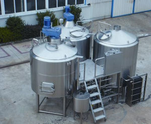 Beer Brewery Plant for Sale