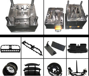 Precision PP Plastic Injection Mould pictures & photos