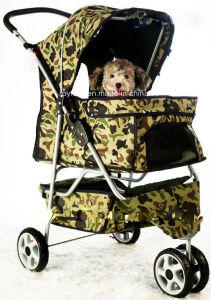 Dog Stroller Products Accessories Carrier Supply Pet Trolley pictures & photos