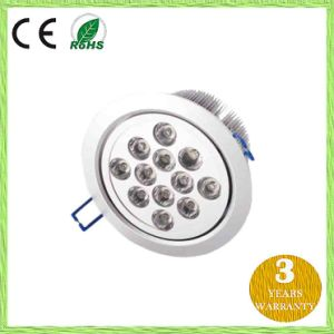 12W Dimmable LED Spotlight (WF-DL145-12X1W) pictures & photos