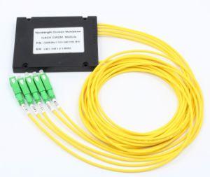 Optical Fiber 1X4 CWDM Mux Demux pictures & photos