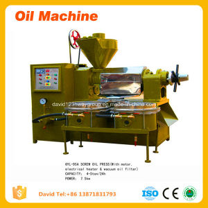 High Performance Mustard Oil Press Equipment Edible Oil Making Mill pictures & photos