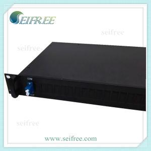 16CH Mux/Demux Fiber Optic CWDM Module pictures & photos