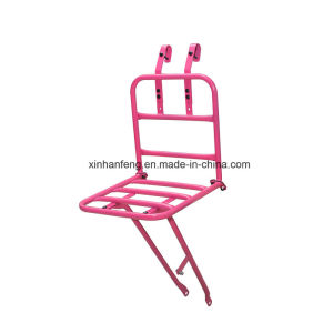 Single Side Welded Stee Bicycle Front Carrier (HCR-129) pictures & photos