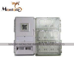 Electricity Meter Product Design and Mould Development pictures & photos