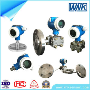 Industrial Absolute and Gauge Pressure Sensor Transmitter with High Overload pictures & photos