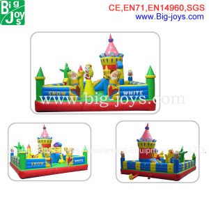 Park Jumping Place Kids Bouncy Castle/ Inflatable Castle/Kids Playground pictures & photos