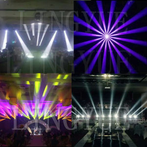 DJ Disco Equipment Beam 7r Stage 230W Moving Head pictures & photos