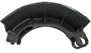 4728 Cast Steel Brake Shoe pictures & photos
