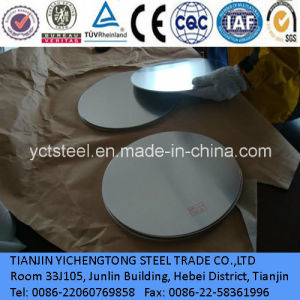 304 Anti-Corrosion Stainless Steel Circles for Chemical Tank pictures & photos